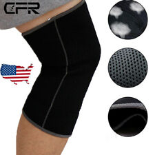 Compression Knee Brace Support Breathable Sports Patella Protector Pain Relief