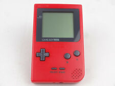 Official Nintendo Gameboy Pocket Console Red *Graded*