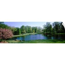 Wall Decal entitled Golf course, Bethesda Country Club, Bethesda, Montgomery