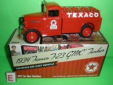 TEXACO 1934 GMC TANKER DELIVERY TRUCK REGULAR EDITION - 2010 - #27 in Series
