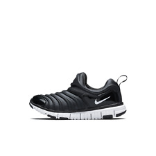 New Nike Dynamo Free PS Black White Preschool Kids Shoes Sneakers Size 11C ~ 3Y