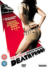 Death Proof DVD