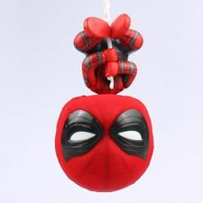 1PC Marvel Spider-Man Upside Down Spiderman Bobble Head action Figure Accessory