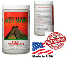 Indian Healing Clay Mask Aztec Secret 2 lb