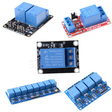 5V 1/2/4/8 Channel Relay Board Module Optocoupler LED for Arduino PiC ARM AVR _A
