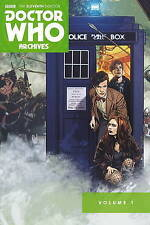 Doctor Who: The Eleventh Doctor Archives Omnibus: 9781782767688 A9