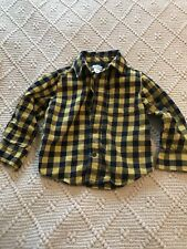 Carters Long Sleeve Shirt Toddler Boy