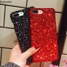 For iPhone X Luxury Bling Glitter Shining Flash Powder case For iPhone 7 Plus 6