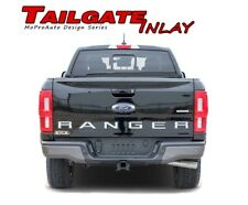 TAILGATE LETTERS Ford Ranger Name Decals Vinyl Graphics Kit fits 2019 2020
