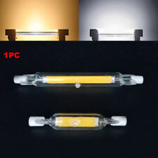 LED R7S Glass Lamp Tube COB Bulb 220V Energy Saving Lamp 5W/8.8W Led Bulb