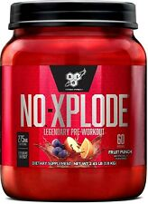 BSN N.O.-XPLODE Pre Workout Supplement with Creatine Beta-Alanine PICK FLAVOR