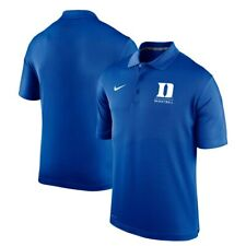 DUKE BLUE DEVILS BASKETBALL POLO SHIRT-TEAM ISSUE- NIKE-2XL-NWT-$60 RETAIL
