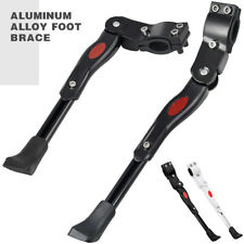 Universal Bike Kickstand Alloy Adjustable Height Rear Side Bicycle Kick Stand
