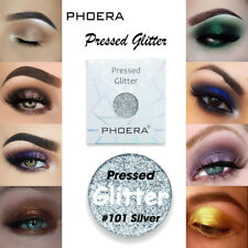 PHOERA Customize Magnetic Pan Eyeshadow Collection Shimmer Glitter Eye Shadow