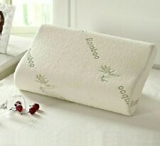 Orthopedic Pillow Sleeping Bamboo Memory Foam Cervical Accessories