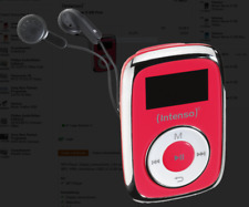 Artikelbild Intenso Music Mover 8 GB MP3 Player pink, NEU OVP