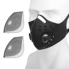 Reusable Face/Mouth Protector Anti-Dust Outdoor Sport Riding Bicycle Cycling Set