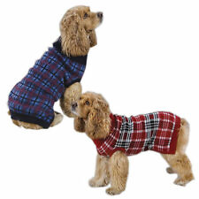 Dog Sweater Clothes Clothing Shirt English Plaid
