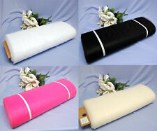 """40 Yards (120ft) 54"""" Bridal Tulle Wedding 26 Colors Pew Bow Craft Draping Craft"""