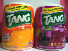 Orange Tang or Grape Tang Flavored Drink Mix