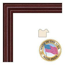 """1"""" Cherry Stain on Hard Maple Picture Frame"""