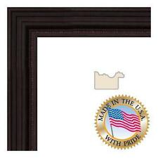 """1.25"""" Walnut Stain Picture Frame"""