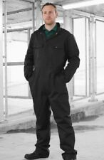 HEAVYWEIGHT BOILERSUIT / COVERALL - BRITISH MADE  - 10 COLOURS BS28