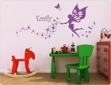 Wandtattoo Kinderzimmer Wandsticker Kinder Fee Elfe,232