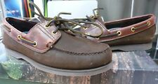 Timberland Mens Classic Loafers Brown # 74074 Sz 8.5 9