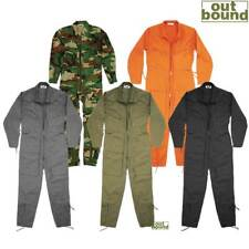 NEW PILOTS FLIGHT SUIT CONTINENTAL AVIATORS FLYING COVERALL RAF BOILERSUIT