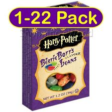 Harry Potter BERTIE BOTTS BEANS 1.2oz Jelly Belly Candy
