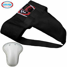 Groin Guard Groin Support protector Boxing MMA Kick Boxing Groin Protection