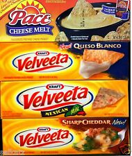 Kraft Velveeta Pasturized Cheese Product 32 oz Loaf Liquid Gold Dip ~ Pick One