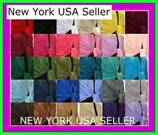Pure Solid Pashmina Silk Cashmere Wool Shawl Scarf Stole Wrap New