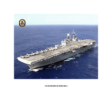 USS BONHOMME RICHARD LHD -- Naval Ship Photo Print, USN Navy