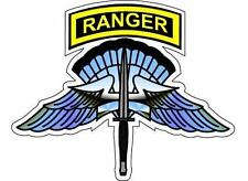 STICKER MILITARY BADGE HALO 2 BASIC RANGER