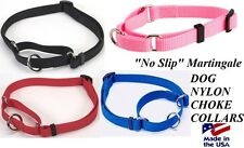 "DOGS Martingale ""Greyhound"" Style No Slip DOG Training Choke Collar Medium-Large"