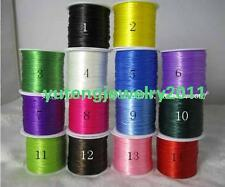 80 Meters Stretch Elastic Bead cord Jewelry Making String Thread Cord KK-01