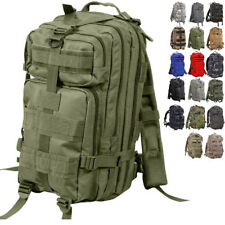 Medium Transport Pack Level III Military MOLLE Assault Bag Backpack