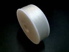 Nylon Beading Wire Thread Cord Clear 100M Choose Thick