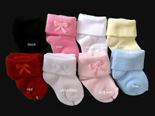 NEW Baby Boys/Girls Accessories Cute cotton Socks  - Many Colours