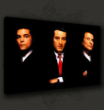 GOODFELLAS ICONIC FILM POP ART CANVAS PRINT MANY SIZES TO CHOOSE FROM