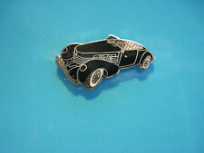 COFFIN  NOSE  CORD roadster - hat pin, tie tac, lapel pin, hatpin