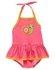 NWT GYMBOREE GROWING FLOWERS FLOWER SNAIL ONE PCE SWIMSUIT SWIM SUIT 1PC