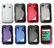 New Skidproof Rubber silicone case cover for Samsung galaxy ace S5830