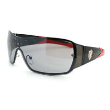 MENS SHIELD Sunglasses SPORTY RACER Designer Fashion HOT Style More Colors NEW