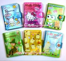 Sanrio ID Name Credit Business Card Holder Case Purse Pouch 24 pockets