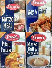 Streit's Mixes Kosher For Passover & Every Day Parve ~ Pick One