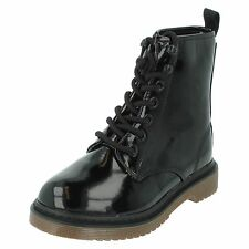 GIRLS CUTIE ANKLE BOOTS (H3014)