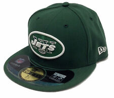 New York Jets N.Y. New Era Sideline On Field 5950 59Fifty Green Fitted Hat New
